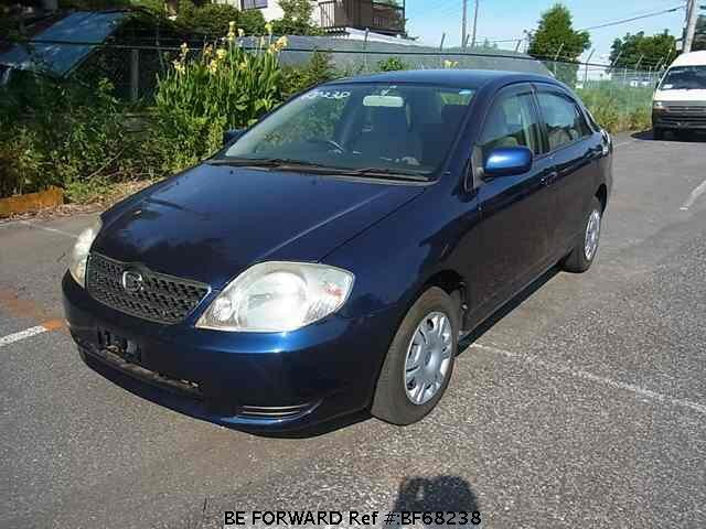 Used 2001 TOYOTA COROLLA SEDAN BF68238 for Sale