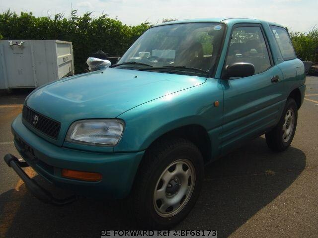 Used 1995 TOYOTA RAV4 BF68173 for Sale