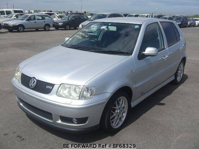 Used 2001 VOLKSWAGEN POLO BF68329 for Sale