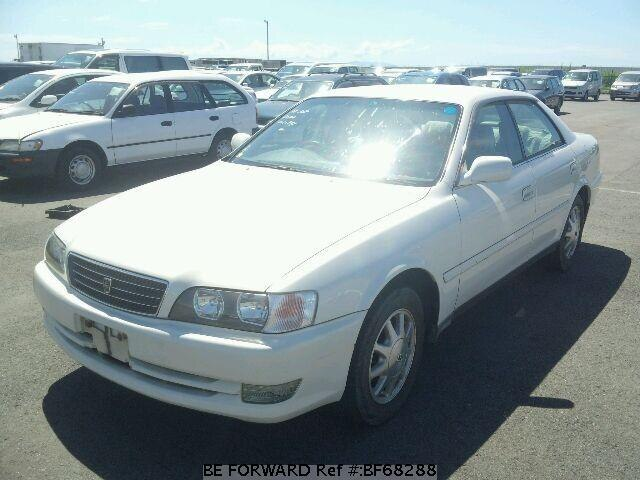 Used 1997 TOYOTA CHASER BF68288 for Sale