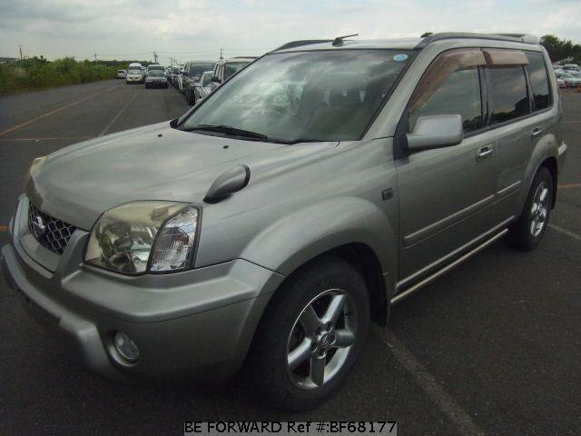 Used 2001 NISSAN X-TRAIL BF68177 for Sale