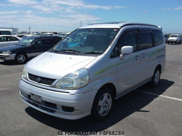 Used 2001 NISSAN SERENA BF68289 for Sale