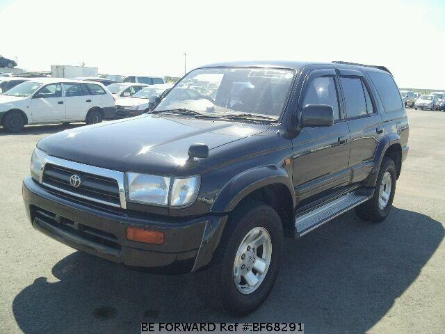 Used 1997 TOYOTA HILUX SURF BF68291 for Sale