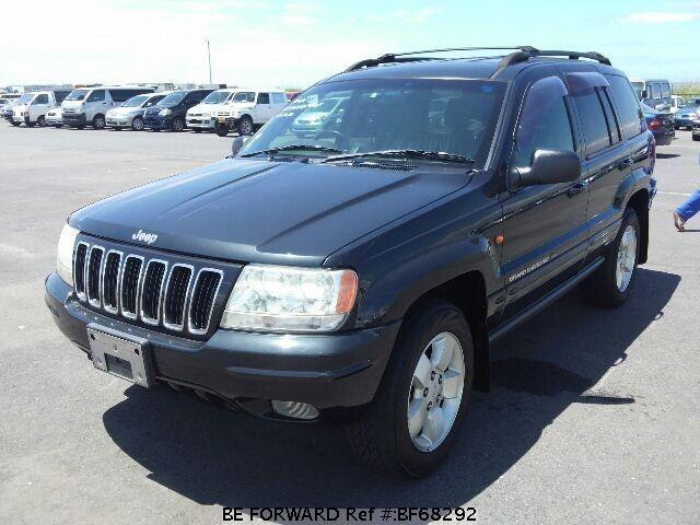 Used 2001 JEEP GRAND CHEROKEE BF68292 for Sale