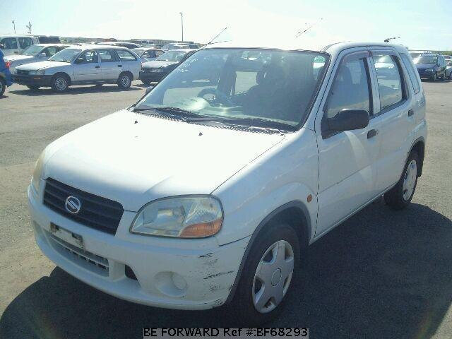 Used 2002 SUZUKI SWIFT BF68293 for Sale