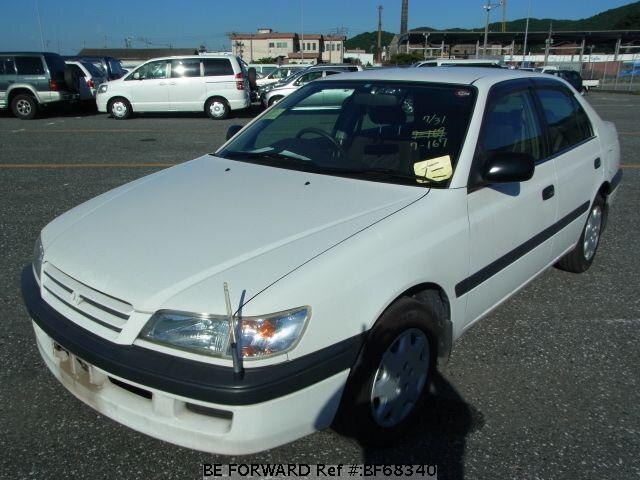 Used 1996 TOYOTA CORONA PREMIO BF68340 for Sale