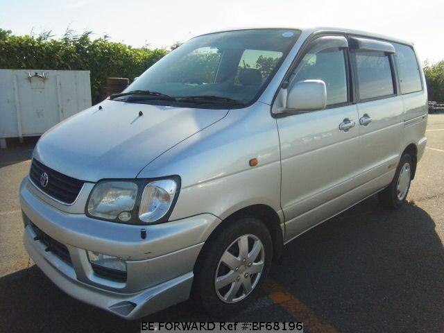 Used 2001 TOYOTA LITEACE NOAH BF68196 for Sale