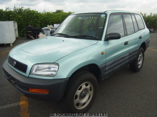 Used 1995 TOYOTA RAV4 BF68185 for Sale