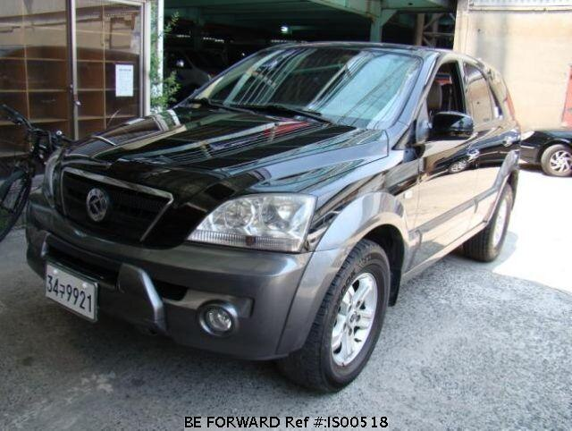 Used 2003 KIA SORENTO IS00518 for Sale