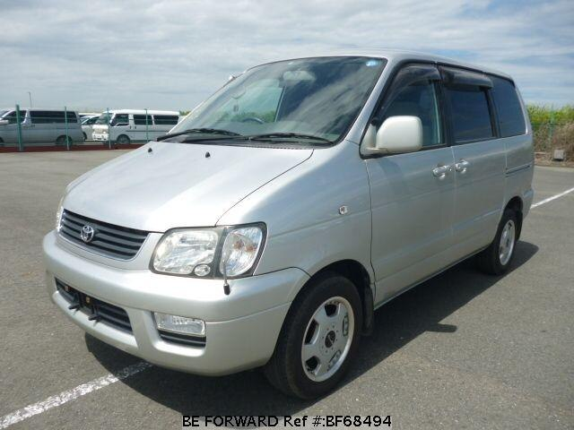Used 2001 TOYOTA LITEACE NOAH BF68494 for Sale