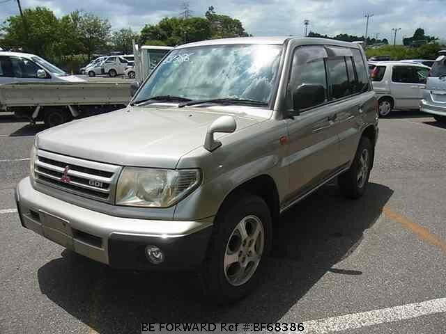 Used 1999 MITSUBISHI PAJERO IO BF68386 for Sale