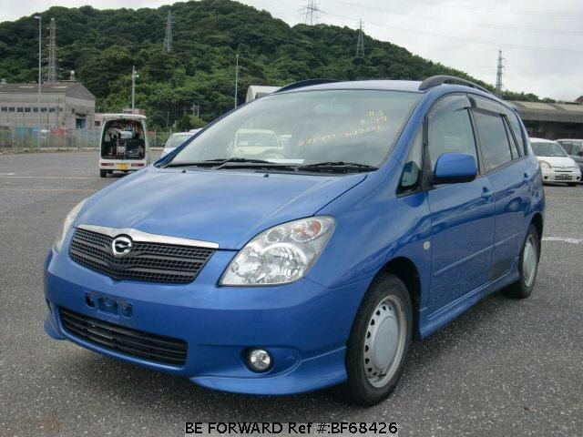 Used 2001 TOYOTA COROLLA SPACIO BF68426 for Sale