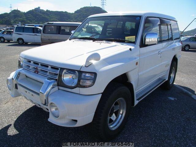 Used 1997 MITSUBISHI PAJERO BF68467 for Sale