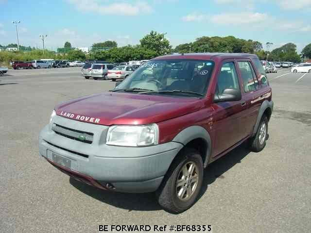 Used 2001 LAND ROVER FREELANDER BF68355 for Sale