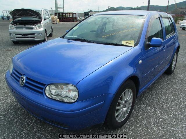 Used 2001 VOLKSWAGEN GOLF BF68432 for Sale
