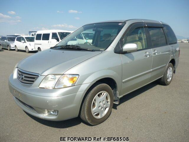 Used 2002 MAZDA MPV BF68508 for Sale