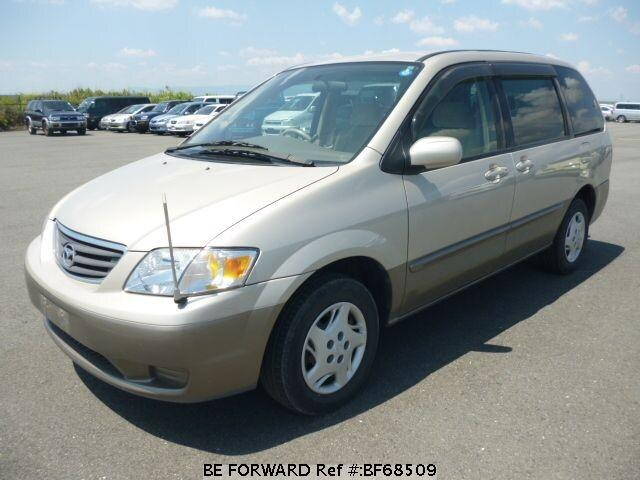 Used 1999 MAZDA MPV BF68509 for Sale