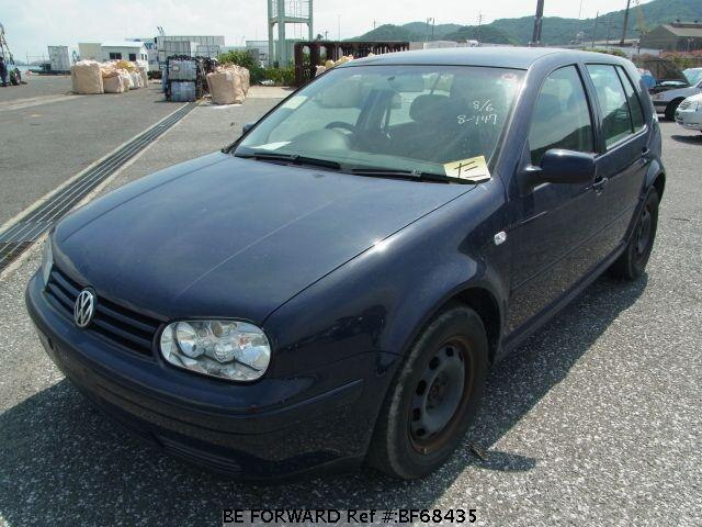 Used 2003 VOLKSWAGEN GOLF BF68435 for Sale