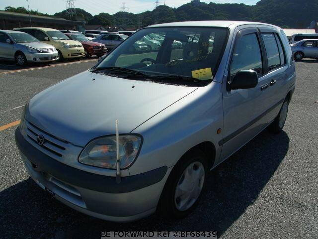Used 1997 TOYOTA RAUM BF68439 for Sale