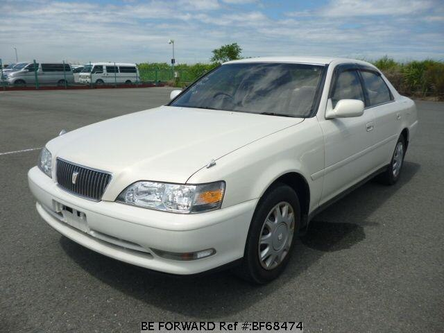 Used 1997 TOYOTA CRESTA BF68474 for Sale