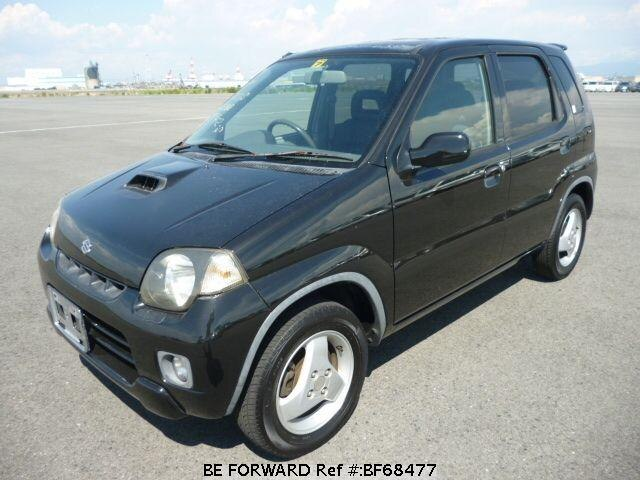 Used 1999 SUZUKI KEI BF68477 for Sale
