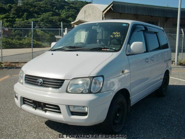 Used 1999 TOYOTA LITEACE NOAH BF68446 for Sale