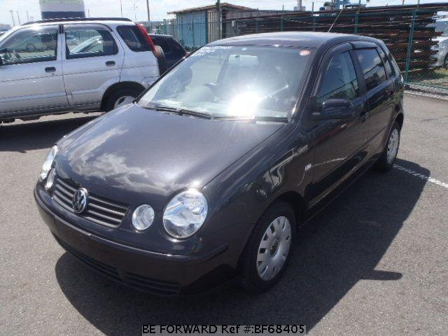 Used 2004 VOLKSWAGEN POLO BF68405 for Sale