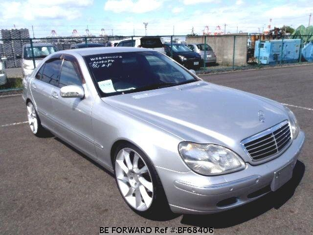 Used 1999 MERCEDES-BENZ S-CLASS BF68406 for Sale