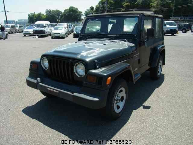 Used 1997 JEEP WRANGLER BF68520 for Sale