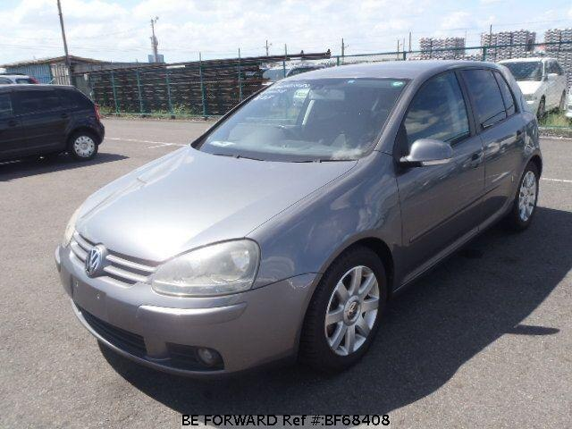 Used 2005 VOLKSWAGEN GOLF BF68408 for Sale