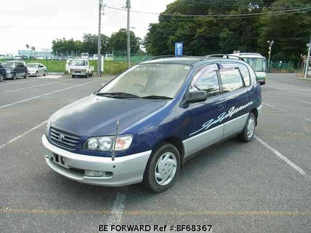 Used 1997 TOYOTA IPSUM BF68367 for Sale