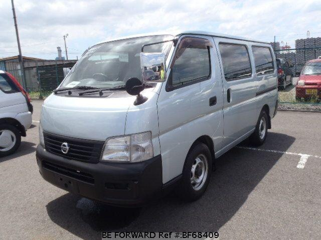 Used 2001 NISSAN CARAVAN VAN BF68409 for Sale