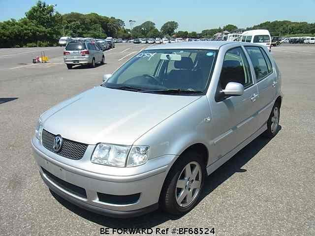 Used 2001 VOLKSWAGEN POLO BF68524 for Sale