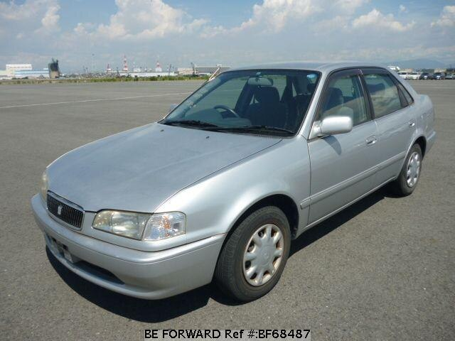 Used 1997 TOYOTA SPRINTER SEDAN BF68487 for Sale
