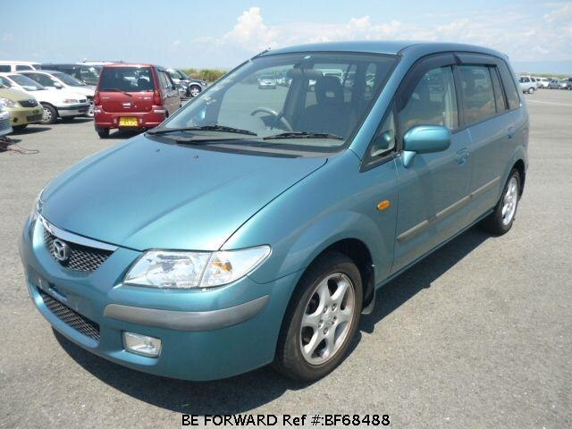 Used 1999 MAZDA PREMACY BF68488 for Sale