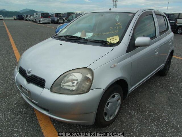 Used 1999 TOYOTA VITZ BF68454 for Sale