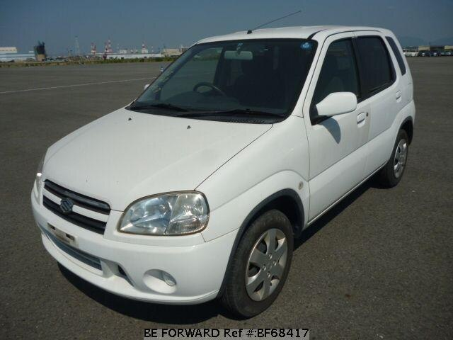 Used 2003 SUZUKI SWIFT BF68417 for Sale