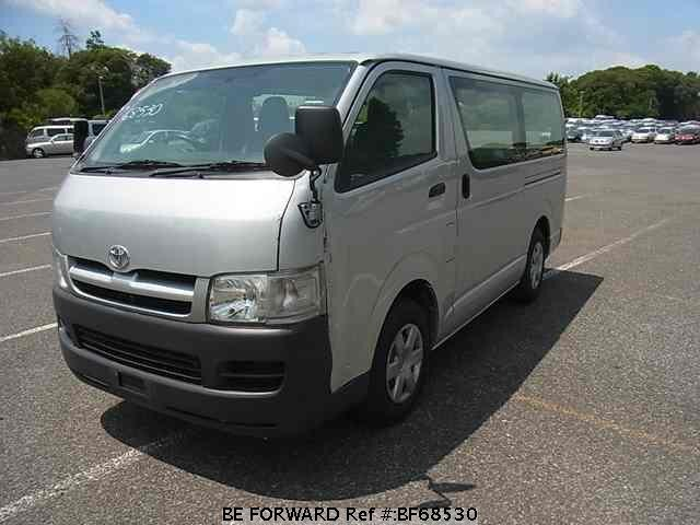 Used 2006 TOYOTA HIACE VAN BF68530 for Sale