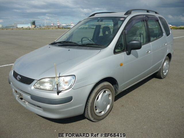 Used 1998 TOYOTA COROLLA SPACIO BF68419 for Sale