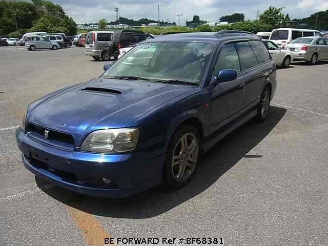 Used 2001 SUBARU LEGACY TOURING WAGON BF68381 for Sale