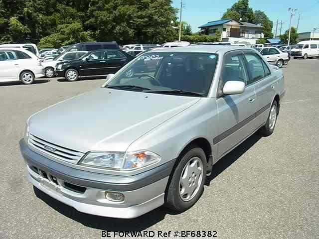 Used 1997 TOYOTA CARINA BF68382 for Sale
