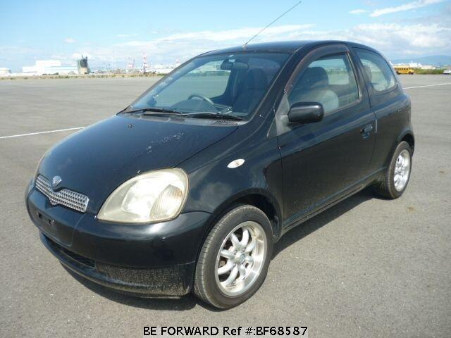 Used 1999 TOYOTA VITZ BF68587 for Sale