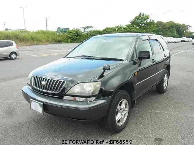 Used 2000 TOYOTA HARRIER BF68559 for Sale
