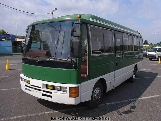 Used 1990 NISSAN CIVILIAN BUS BF68535 for Sale
