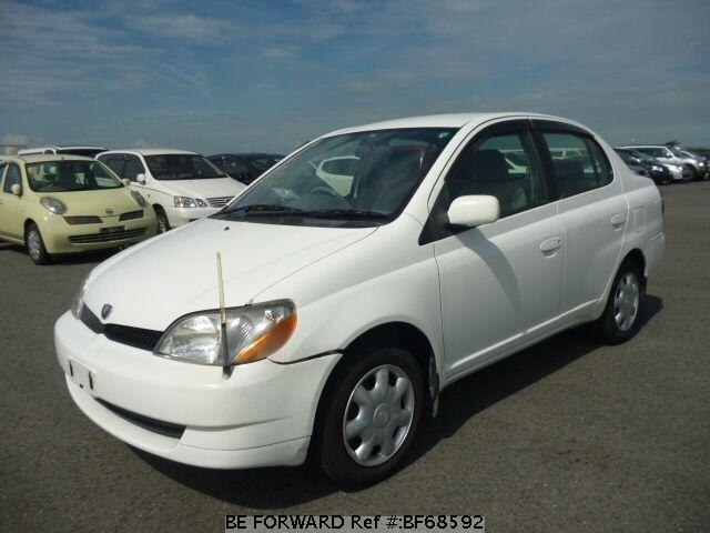 Used 2002 TOYOTA PLATZ BF68592 for Sale
