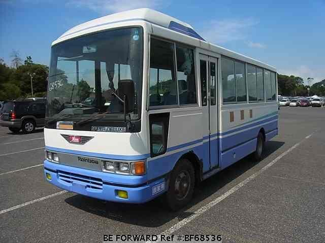 Used 1991 HINO RAINBOW BF68536 for Sale