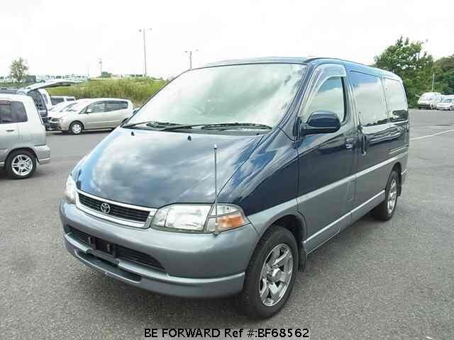 Used 1997 TOYOTA GRANVIA BF68562 for Sale