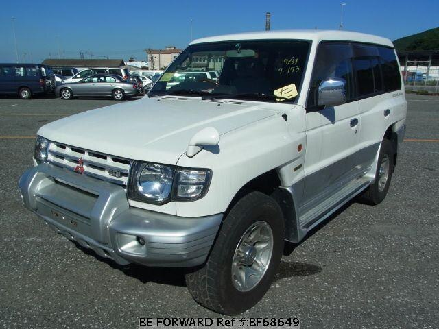 Used 1997 MITSUBISHI PAJERO BF68649 for Sale
