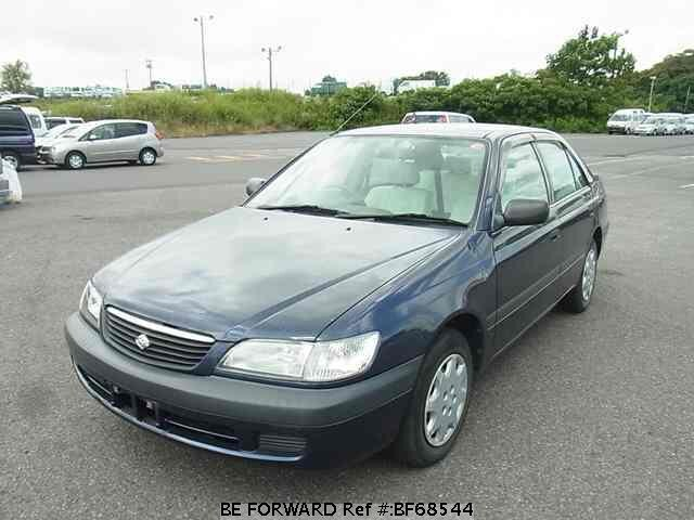 Used 1999 TOYOTA CORONA PREMIO BF68544 for Sale