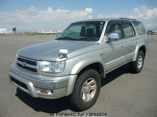 Used 1999 TOYOTA HILUX SURF BF68606 for Sale